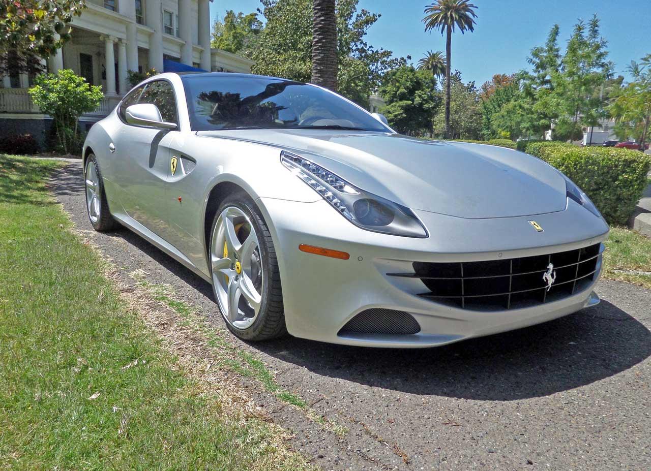2014 Ferrari FF Test Drive