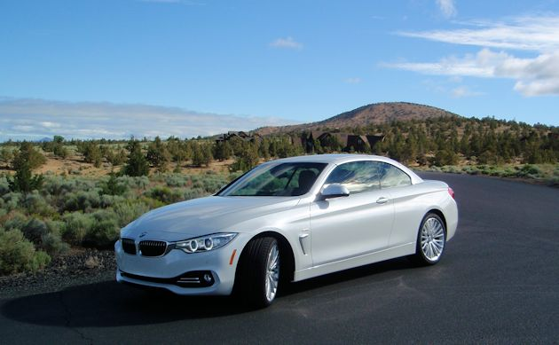 2014 BMW 435i Convertible front