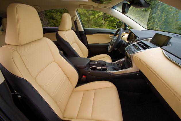 2015 Lexus NX rear Q