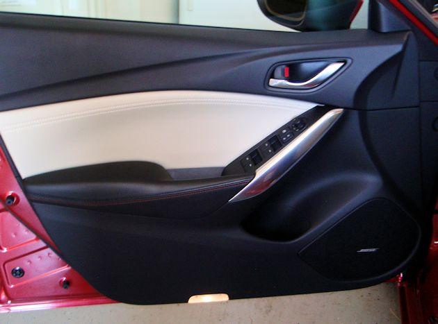 2015 Mazda6 door panel