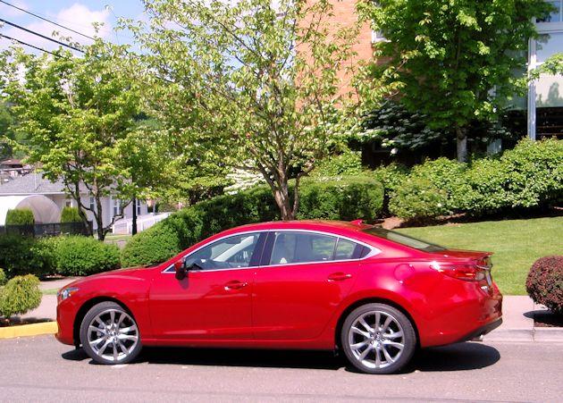 2015 Mazda6 side 2
