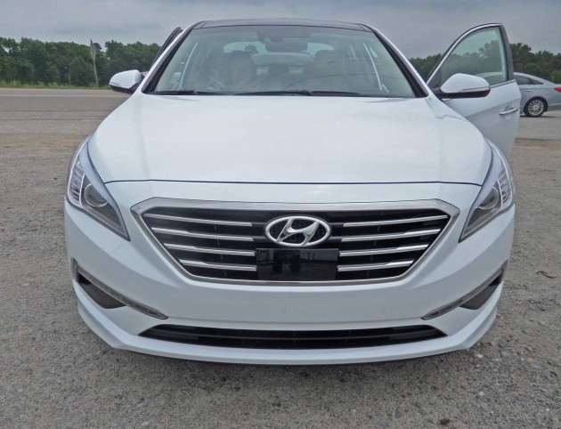 Hyundai-Sonata-Nose