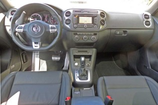 2014 Volkswagen Tiguan 2.0T TSI