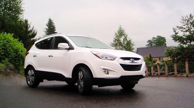 2014 Hyundai Tucson front q