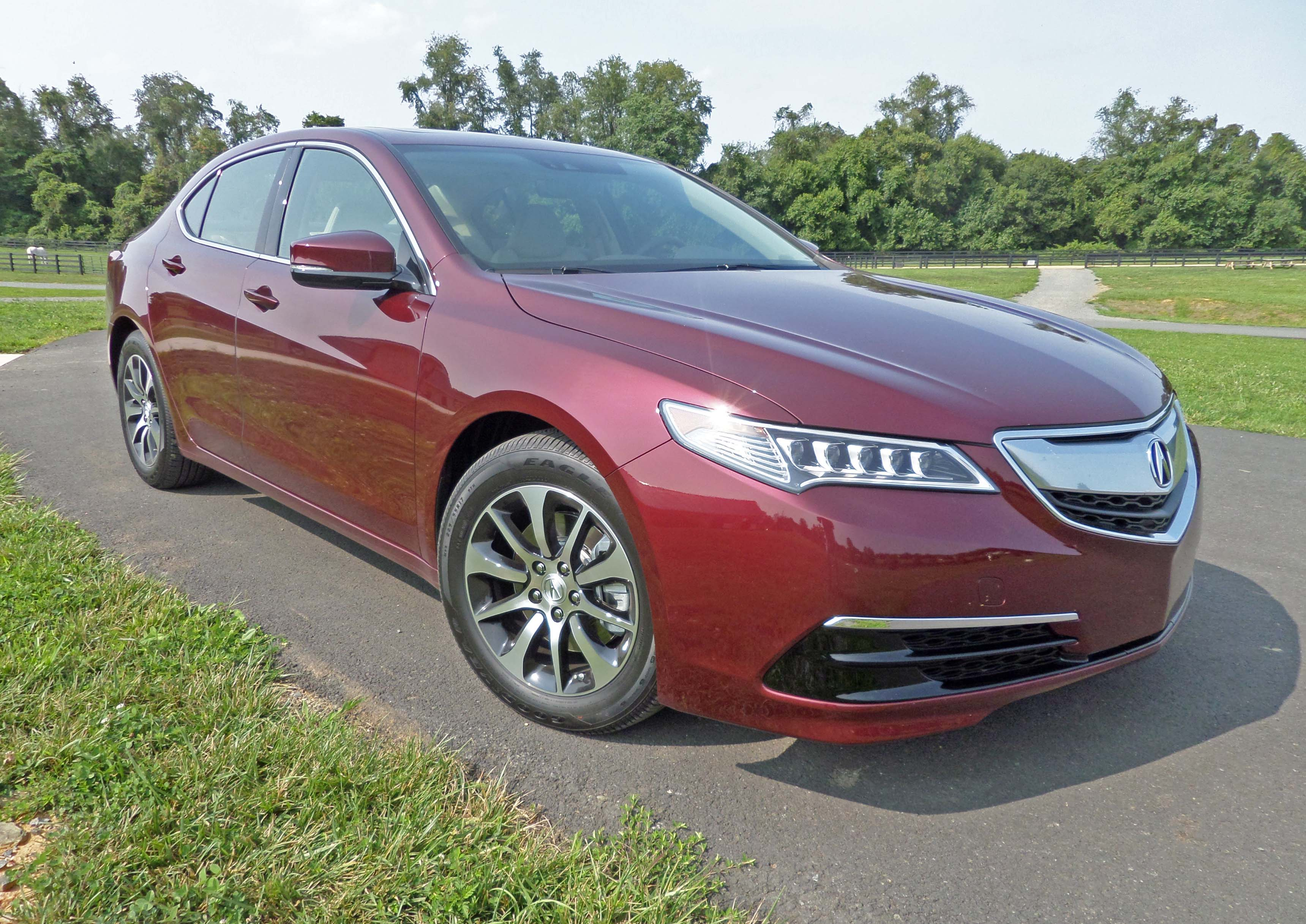 2015 Acura Tlx Test Drive Our Auto Expert Car Colors