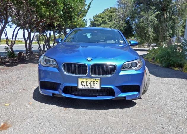 BMW-M5-Nose