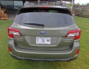 Subaru-Outback-Tail