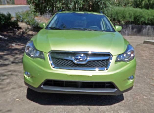 Subaru-XV-Crosstrek-Hybrid-Nose