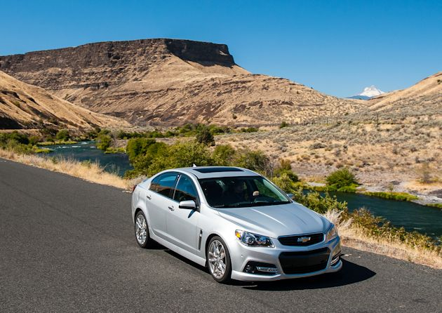 2014 Run to the Sun Part 1 Chevrolet SS