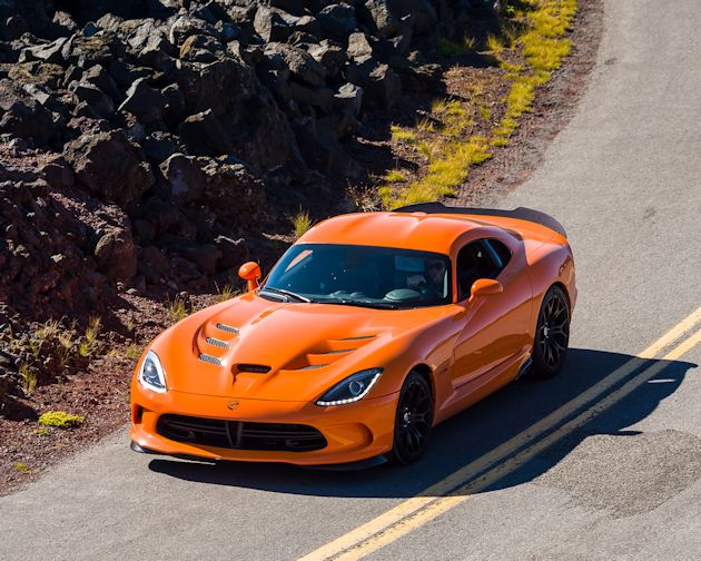 2014 Run to the Sun Part 1 Dodge Viper