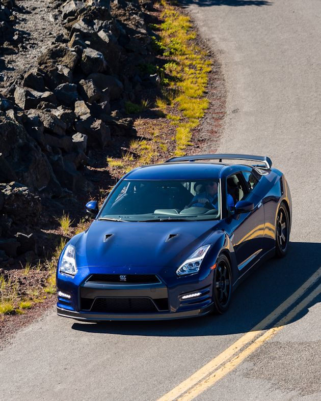 2014 Run to the Sun Part 3 Nissan GT-R