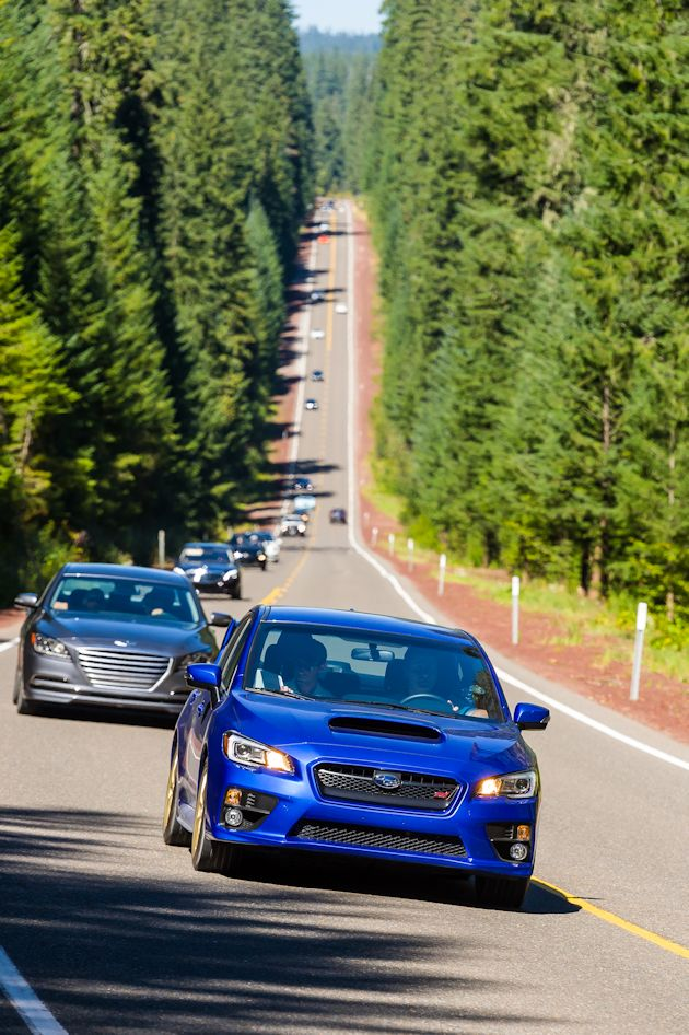 2014 Run to the Sun Part 3 Subaru WRX STI