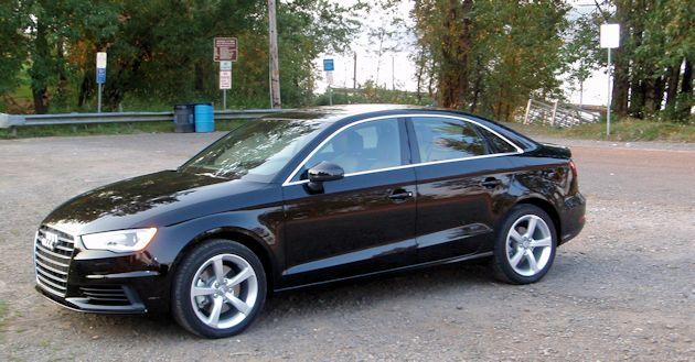 2015 Audi A3 front q