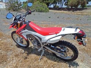 Honda-CFR-250L-LSR