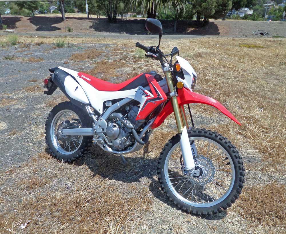 Honda-CRF-250L-RSF