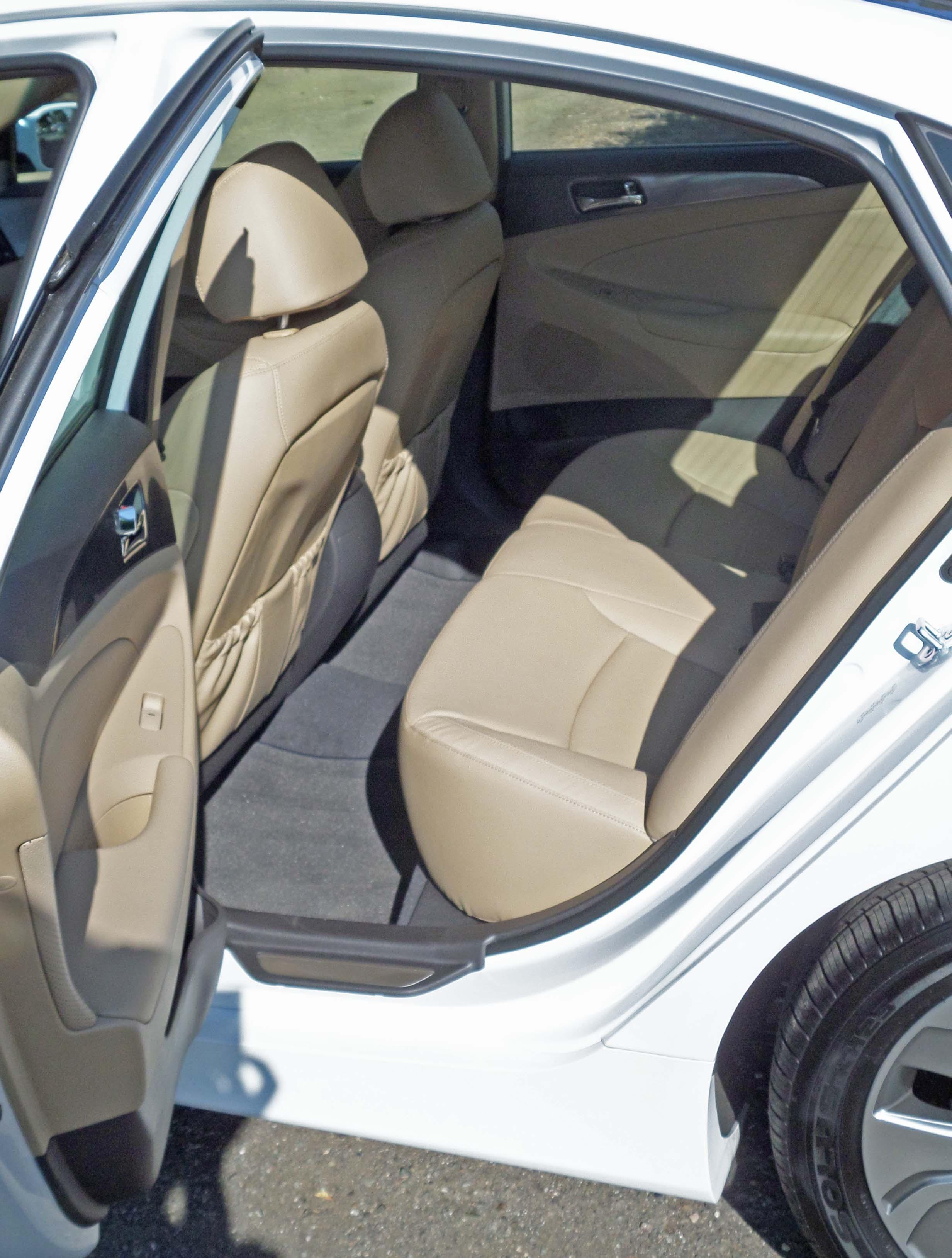 2014 Hyundai Sonata Hybrid Limited Test Drive   Our Auto Expert