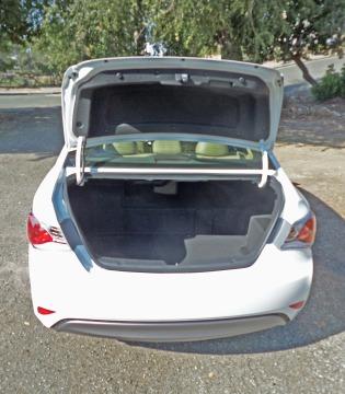 Hyundai Sonata Hybrid Trnk