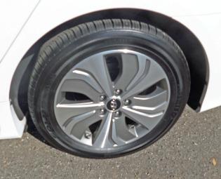 Hyundai Sonata Hybrid Whl
