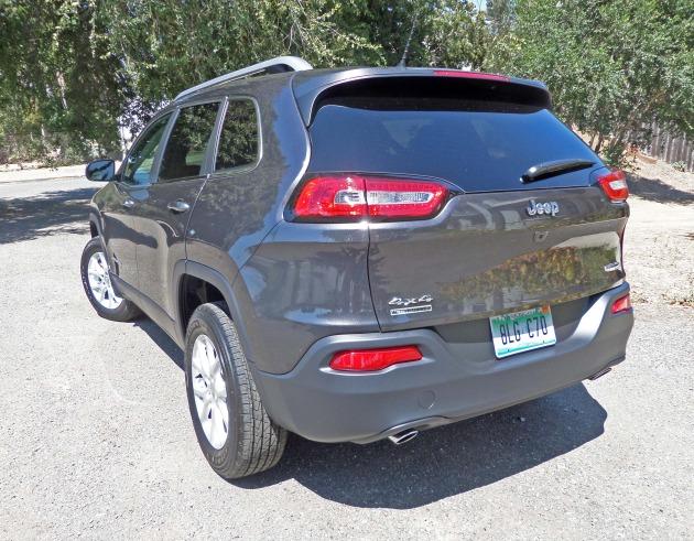 Jeep Cherokee Latitude LSR