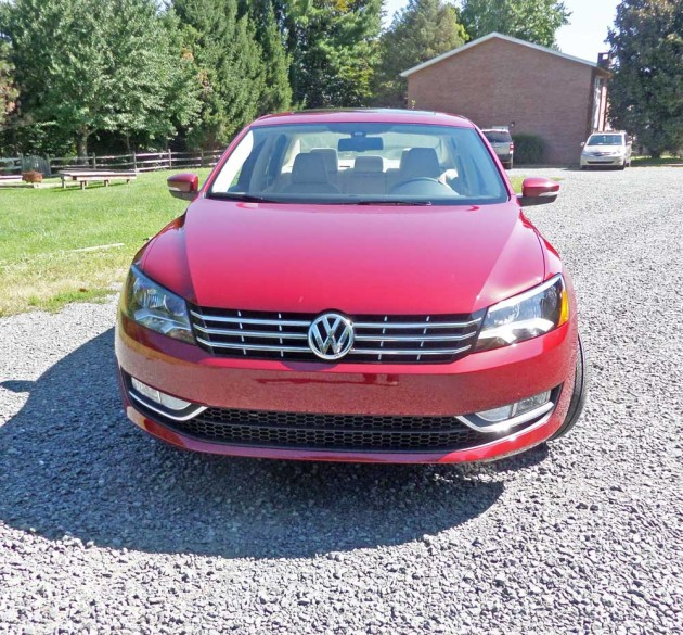VW-Passat-Nose