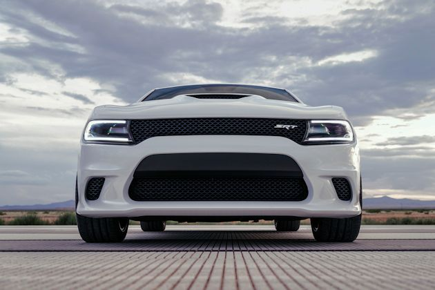 2015 Dodge Charger 392 grille