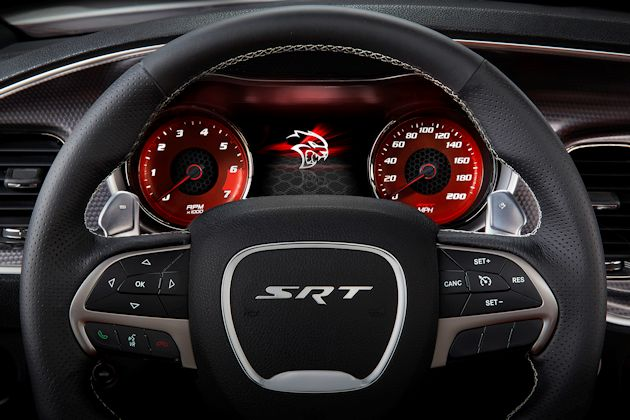 2015 Dodge Charger Hellcat IP