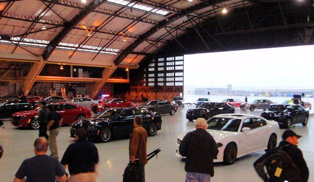 2015 Dodge Charger fleet