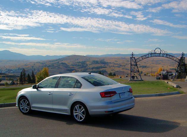 2015 VW Jetta TDI rear q mines