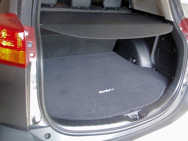 2691 Toyota RAV4 cargo