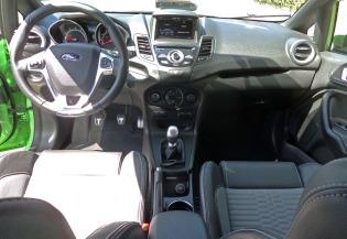 Ford Fiesta ST Dsh