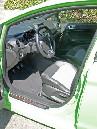 Ford Fiesta ST Int