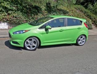 Ford Fiesta ST LSD