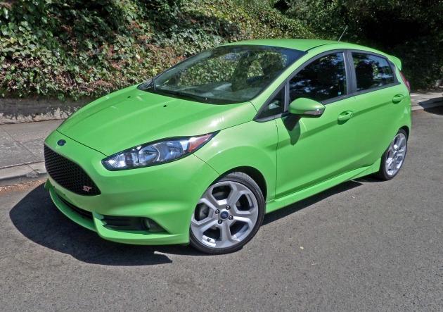 Ford Fiesta ST LSF