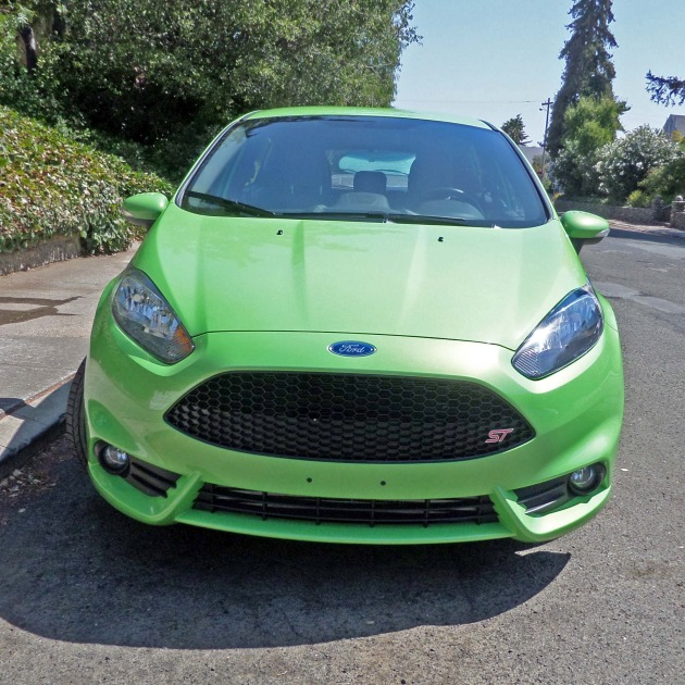 Ford Fiesta ST Nose