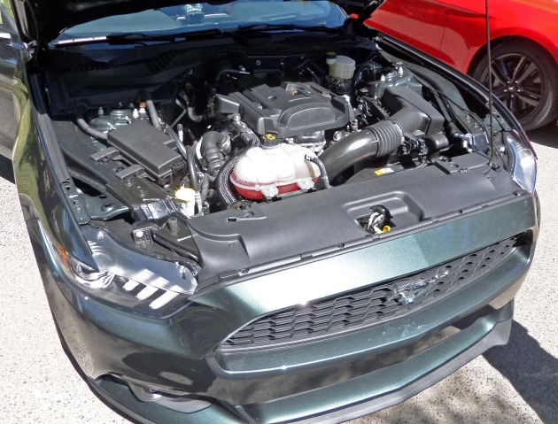 Ford Mustang 4cyl Eng