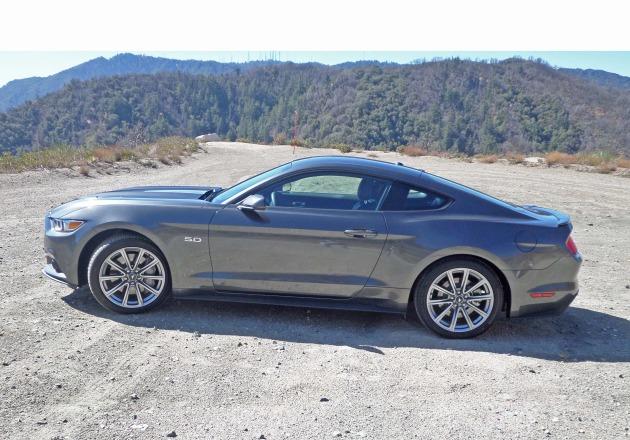 Ford Mustang LSD