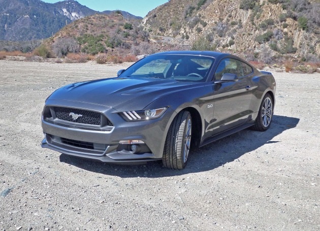 Ford Mustang LSF