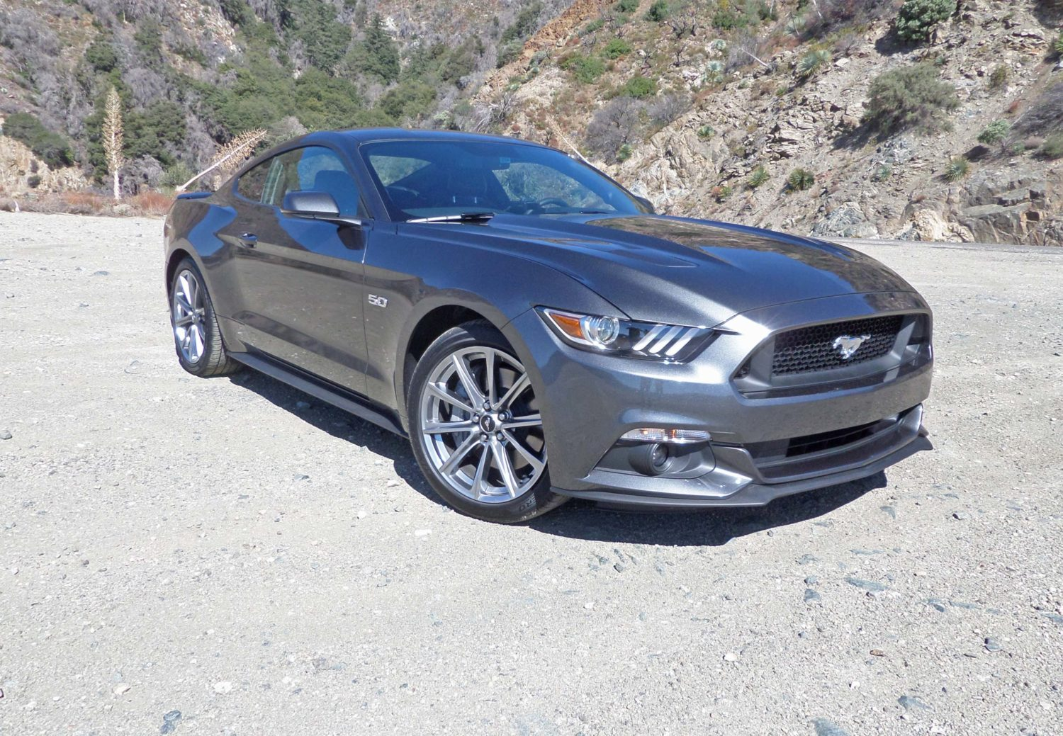 Ford Mustang RSF