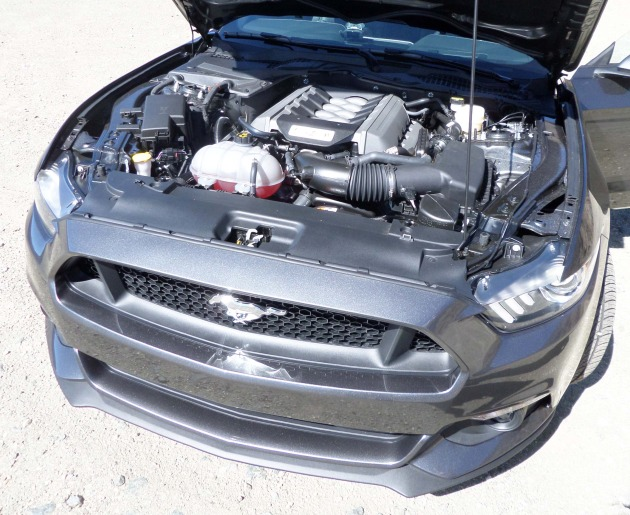 Ford Mustang V8 Eng