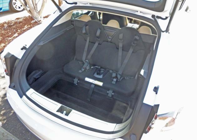 Tesla Model S P85+ RFCS