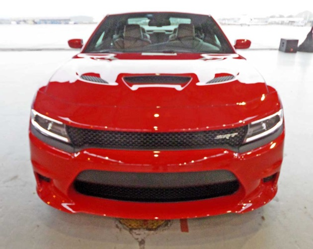 Dodge-Charger-Hellcat-Nose