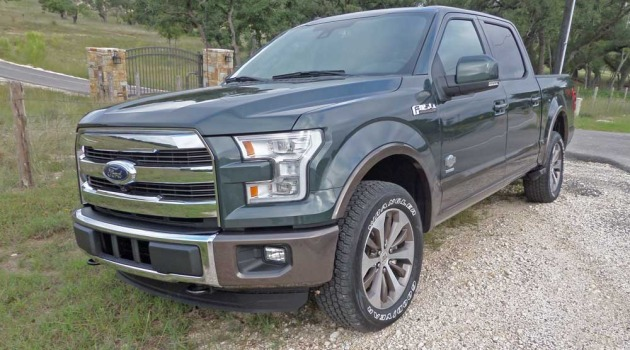 2015 Ford F-150 King Ranch 4×4 SuperCrew Test Drive
