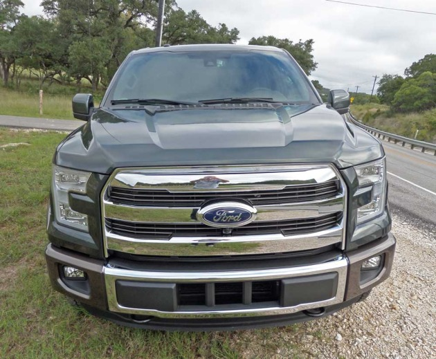 Ford-F-150-Nose