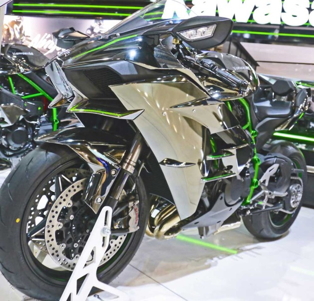 Kawasaki-H2