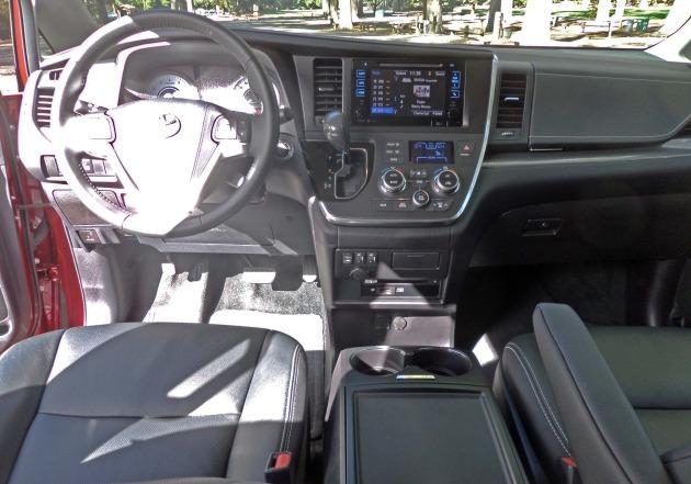 Toyota Sienna Dsh