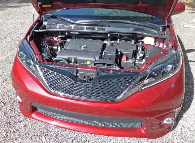 Toyota Sienna Eng