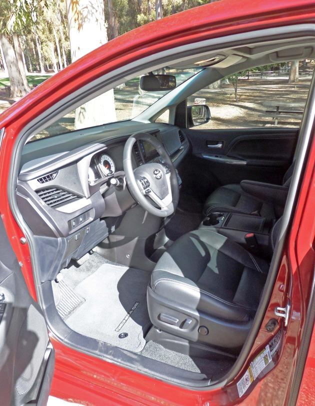 Toyota Sienna Int