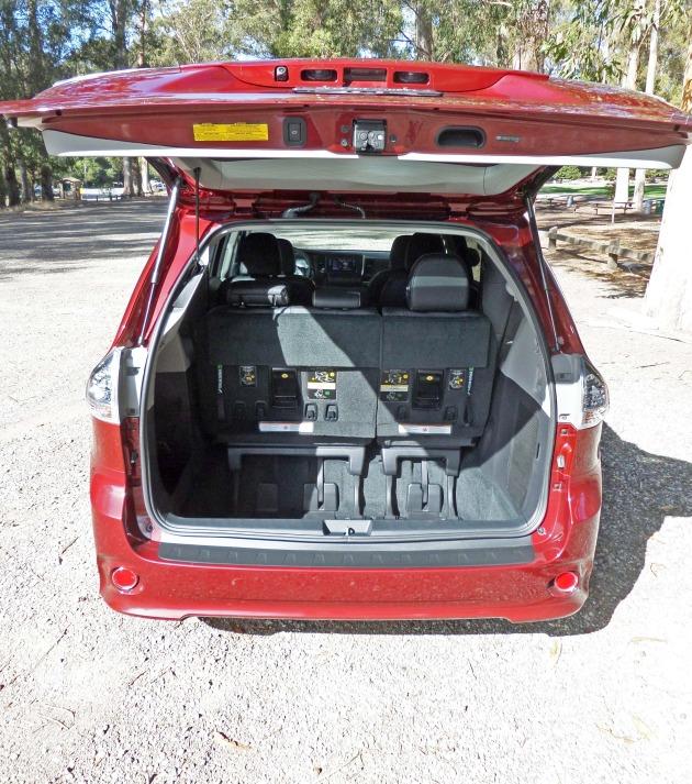Toyota Sienna RGte