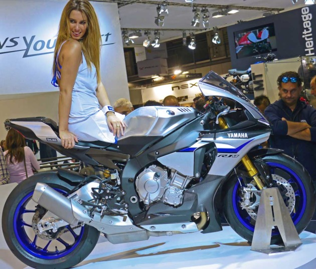 Milan's EICMA Motorcycle Show – Part Two