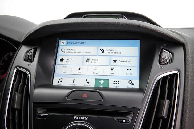 2015 Ford SYNC 3